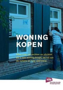 Brochure: Woning kopen