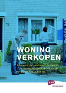 Brochure: Woning verkopen